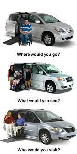 handicap vehicles