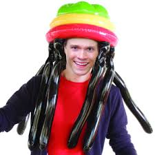 inflatable hats
