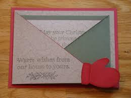 christmas card scrapbooking