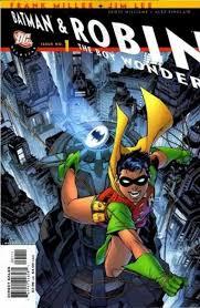 batman and robin the boy wonder