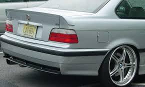 e36 rear spoiler