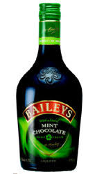 mint chocolate baileys