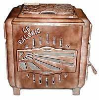 caloric stoves