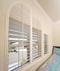arch window blind