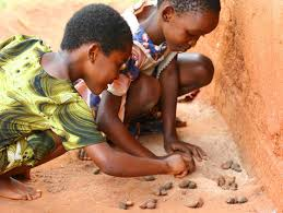 homeless children in africa