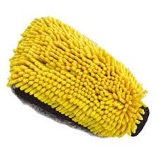 car washing mitt