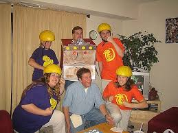 nickelodeon costumes