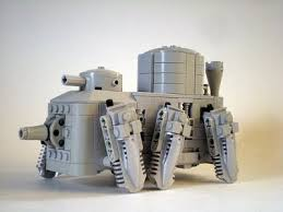 lego walking robot