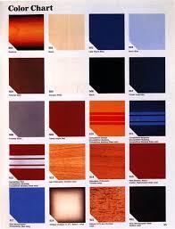 modern colours