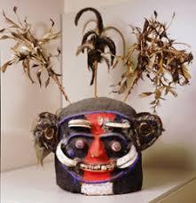 melanesia masks