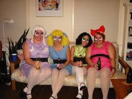 power puff girl costumes