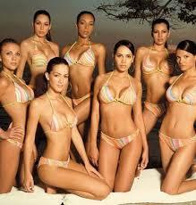 hot colombian women