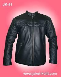 model jaket kulit