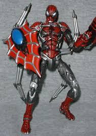 cyber spiderman
