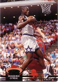 shaquille o neal rookie