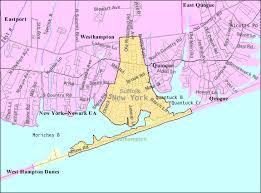 hampton beach map