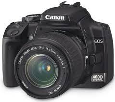 canon rebel xti cameras
