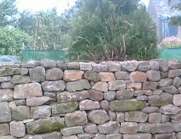 dry stone wall pictures