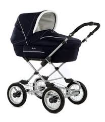 silver cross sleepover prams