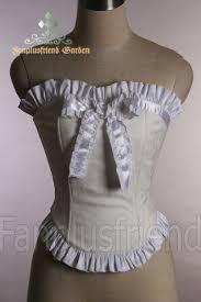 cotton corset