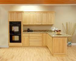 birch wood cabinets