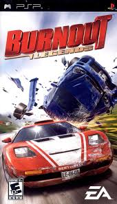 psp burnout legend