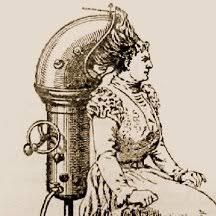 first hair dryer