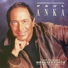 paul anka greatest hits
