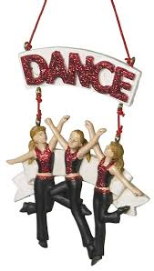dance ornament