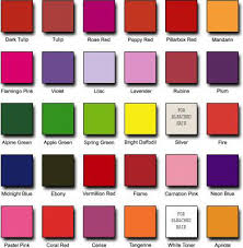hair dyes colours