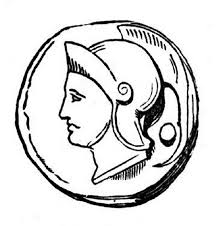 coin coloring page