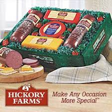 hickory farms package