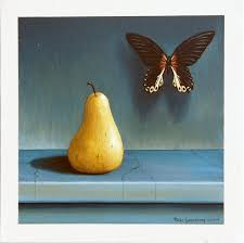 butterfly oil paintings