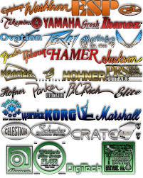 guitar logos