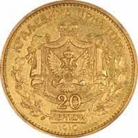 montenegro money