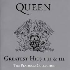queen greatest hits i ii iii