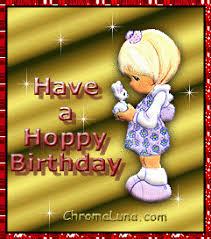 animated birthday greeting