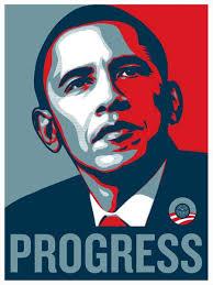 obama poster progress
