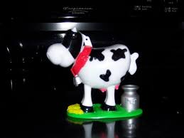 black cows candy