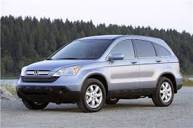 honda cr v car