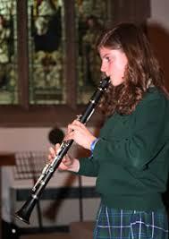 clarinet soloist