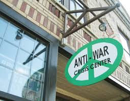 anti war signs