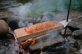 plank cooking