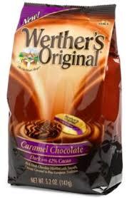 caramel chocolate candy
