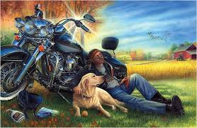 harley davidson artwork