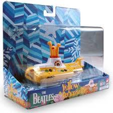 beatles yellow submarine toy