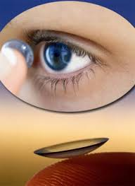 contact colored lenses