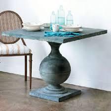 zinc tables
