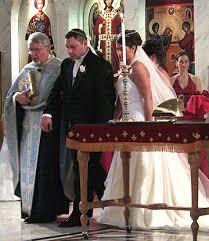 greek orthodox wedding crowns