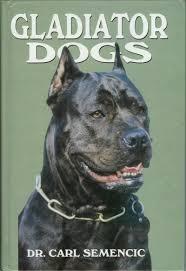 gladiator dogs